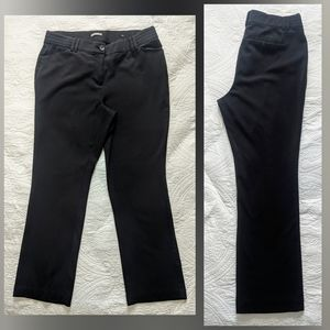 Maurices | Black Bootcut Trousers | 14W